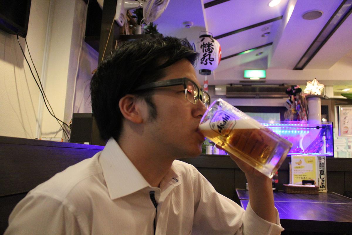 13ビール乾杯2